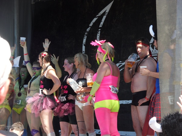 Warrior Dash Costumes