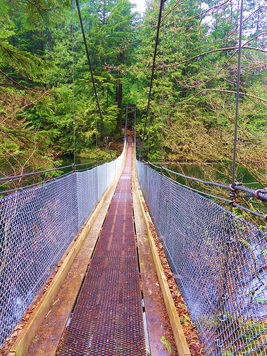 Buntzen Lake Bridge