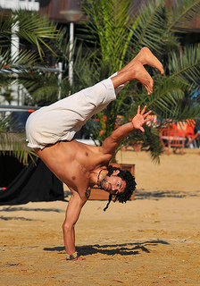 Capoeira, Image Courtesy of Archangel12, Flickr