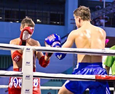 Amateur Pro-am Muaythai World Championships