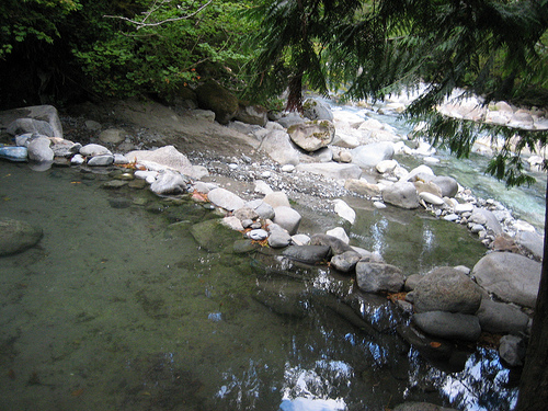 Sloquet Creek Hot Springs