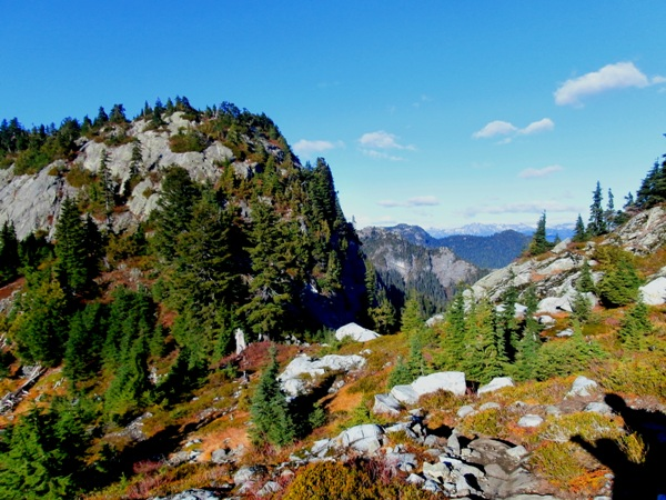 Mount Seymour Trail