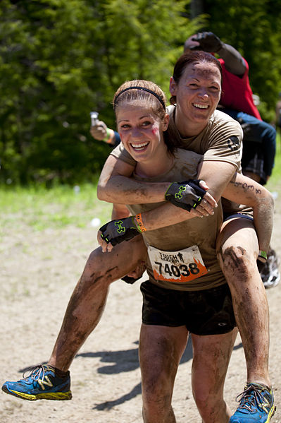 Tough Mudder Partner Carry