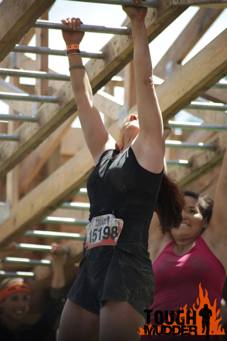 Tough Mudder Monkey Bars