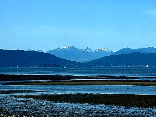 Spanish Banks Area