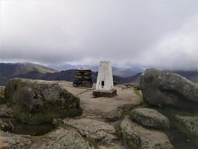 Goat Fell Summit