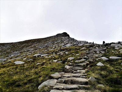 Goat Fell Summit Trail
